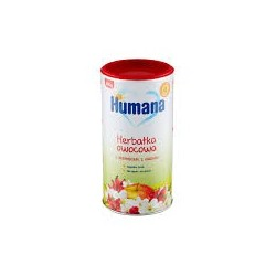 Humana  Herbatka owocowa z ekstraktem z owoców 200g
