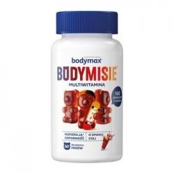 Bodymax Bodymisie żelki o smaku coli 60 szt.