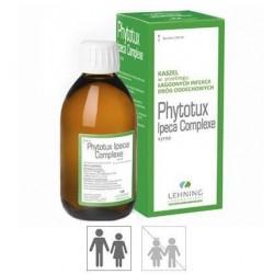 Lehning Phytotux Ipeca Complexe syrop 250ml