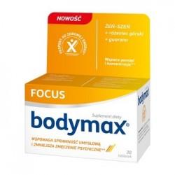 Bodymax Focus tabletki 30 tabl.