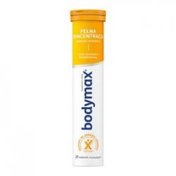 Bodymax Pełna Koncentracja tabletki musujące 20 tabl.