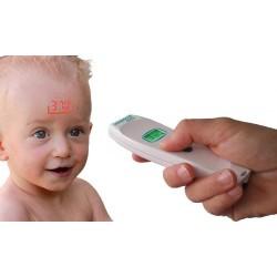 Termometr bezdotykowy z LCD Visiofocus Smart 1szt.