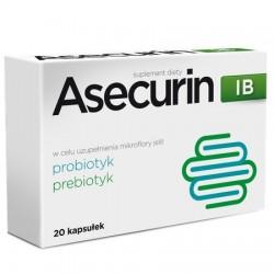 Asecurin IB kapsułki 20 kaps.