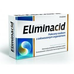 Eliminacid tabletki 30 tabl.