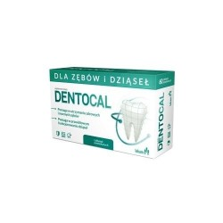 Dentocal tabletki powlekane 120 tabl.