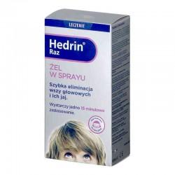 Hedrin Raz żel w sprayu 60ml