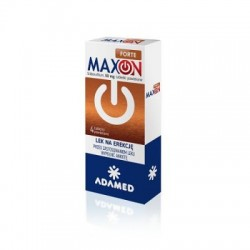 Maxon Forte 50 mg tabletki powlekane 4 tabl.