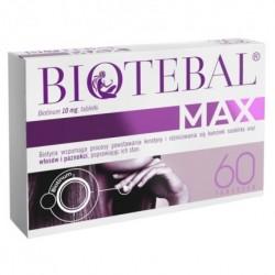 Biotebal Max 10 mg tabletki 60 tabl.