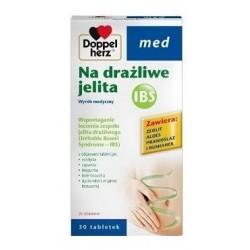Doppelherz Med Na drażliwe jelita IBS tabletki 30tabl.
