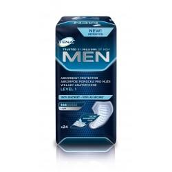 Tena Men Level 1 wkłady anatomiczne 750651 24 szt.