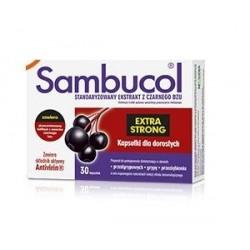 Sambucol Extra Strong kapsułki 20 kaps.