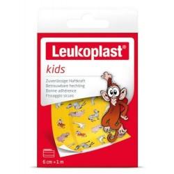 Leukoplast Kids plaster do cięcia dla dzieci 1m x 6 cm 1op.