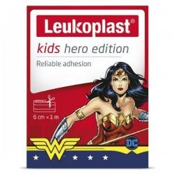Leukoplast Kids Hero Edition plaster do cięcia dla dzieci 1m x 6 cm 1op.