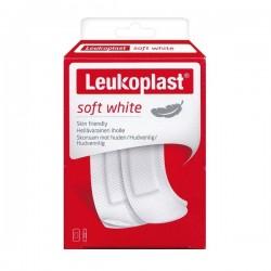 Leukoplast Soft White plastery z opatrunkiem 20szt.