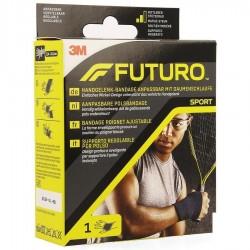 Futuro Sport Opaska stabilizująca nadgarstek i kciuk, rozmiar uniwersalny, kolor czarny 1op.