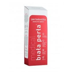 Biała Perła PERIODONTITIS (PROPERIO ZDROWE DZIĄSŁA) pasta do zębów enzymatyczno - ziołowa 75 ml