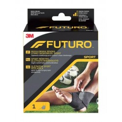 Futuro Sport regulowana opaska stawu skokowego uniwersalny kolor czarny 1 op.