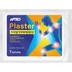Apteo Plaster rozgrzewający 1szt.