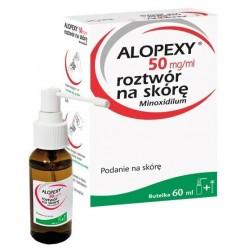 Alopexy  5% roztwór na skórę 60ml