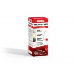 Gardlox Manusilver płyn do płukania jamy ustnej i gardła 250 ml