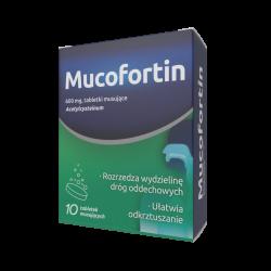 Mucofortin 600 mg tabletki...