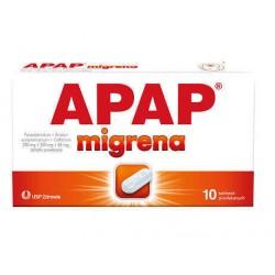 Apap Migrena tabletki...