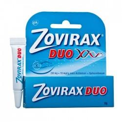 Zovirax Duo krem 2g