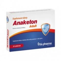 Anaketon Adult tabletki...