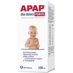 Apap dla dzieci Forte...