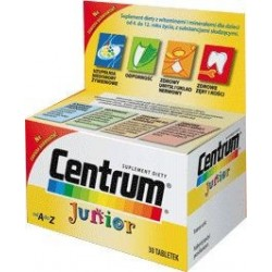 Centrum Junior tabletki 30 tabl.