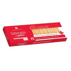 Seboradin Forte Kuracja przeciw przewlekłemu wypadaniu i przerzedzaniu się włosów ampułki 14 szt. x 5,5 ml
