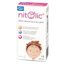 Pipi Nitolic eliminacja wszy i gnid 30 ml