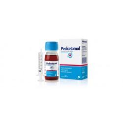 Pedicetamol 100mg/ml roztwór doustny 60ml ze strzykawką