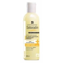 Seboradin Z Naftą Kosmetyczną balsam do włosów zmęczonych, pozbawionych witalności 200 ml