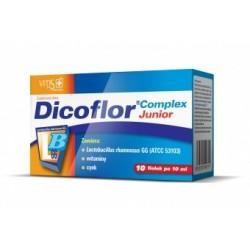 Dicoflor Complex Junior fiolki 10 fiolekpo 10 ml
