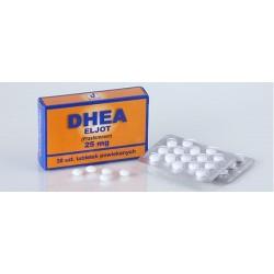 DHEA Eljot 25 mg tabletki powlekane 30 tabl.