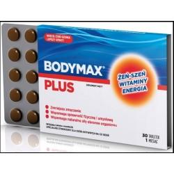 Bodymax Plus tabletki 30 tabl.