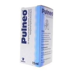 Pulneo 25mg / ml krople 15 ml