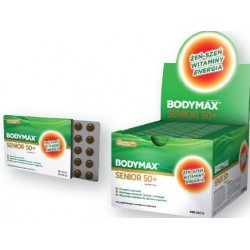 Bodymax 50+ tabletki 30 tabl.