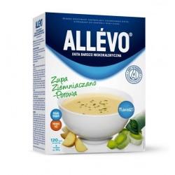 Allevo zupa ziemniaczano - porowa 5 torebek 1 op