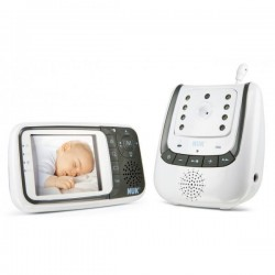 Nuk Eco Control + Video Elektroniczna opiekunka 1 szt.