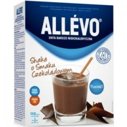 Allevo koktajl o smaku czekoladowym 5 torebek 1 op