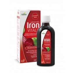 Iron Vital F płyn 250 ml
