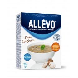 Allevo zupa grzybowa 5 torebek 1 op.