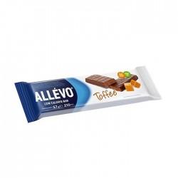 Allevo baton toffee w mlecznej czekoladzie 1 szt.