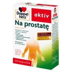 Doppelherz Aktiv na prostatę kapsułki 30 kaps.