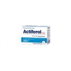 Actiferol Fe bioprzyswajalne żelazo 30 mg 30 kapsułek