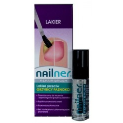 Nailner Lakier przeciw grzybicy paznokci 5 ml