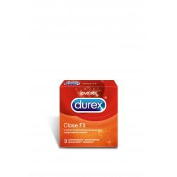 Durex Close Fit prezerwatywy ściśle przylegające 3 sztuki