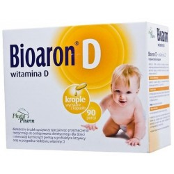 Bioaron D witamina D3 kapsułki twist-off 90 kaps.